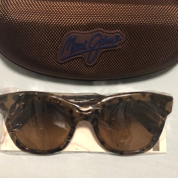 394953c9a461 Maui Jim Accessories | Brand New Honey Girl Caramel Authentic | Poshmark
